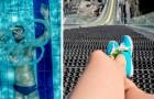 Le Olimpiadi come non le avete mai viste: 15 foto che mostrano gli atleti da prospettive inedite