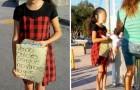 A filha não valoriza o que tem e a mãe a obriga a vender chiclete na rua