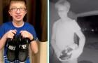 Un acosador tira sus zapatillas de gimnasia en el inodoro: un compañero de la escuela decide comprarle otras