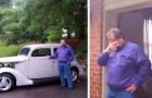 Il padre vende la sua auto d'epoca per pagare gli studi alla figlia: 21 anni dopo lei gli fa un'incredibile sorpresa