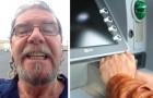 Encontra $ 500 na boca do caixa eletrônico e devolve: era o dinheiro do aluguel de uma senhora de 92 anos