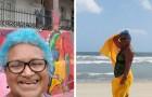 Großmutter verlässt ihre Familie und reist auf eigene Faust um die Welt: