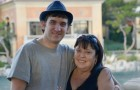 A mom falls in love with her son's 16-year-old friend: they have now been happily married for over 10 years