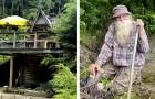 De jagar bort honom från hyddan som han har bott i i 30 år - en 80-årig man tvingas leva på gatan