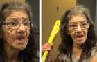 Einbrecher bricht in das Haus einer 67-jährigen Frau ein, aber sie hat einen schwarzen Gürtel in Kampfsport und schlägt ihn k.o.