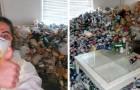 Un locataire transforme son appartement en décharge en empilant 8 000 canettes et déchets alimentaires partout