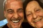 Ele deixa tudo e vai morar com a mãe que tem Alzheimer: