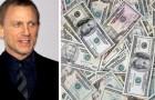Daniel Craig wil zijn miljoenenvermogen niet nalaten aan zijn twee dochters want hij vindt dat onprettig