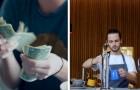 Restauranteigenaar steelt fooien van 22 van zijn medewerkers: hij is gedwongen om ze meer dan 1 miljoen dollar te betalen