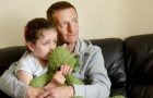 Single dad is forced to save on heating in order to feed his 5-year-old daughter