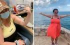 Une femme vainc le cancer en parcourant le monde après que les médecins lui aient donné un an à vivre
