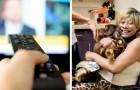 Ritrova il suo cane smarrito due anni dopo grazie ad una trasmissione in televisione: una gioia incontenibile