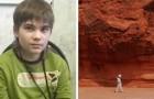 Ce garçon a dit qu'il venait de Mars pour nous transmettre des informations précieuses