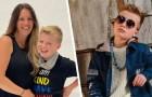 Kind weigert sich, zur Schule zu gehen, wenn es keine Designerkleidung trägt: Mutter gibt mehr als 2 000 Pfund für seine Garderobe aus