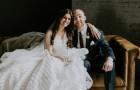 Sposini inviano una fattura di 240$ agli invitati che non hanno partecipato al matrimonio