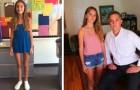 13-jarig meisje werd van school gestuurd omdat haar manier van kleden