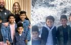 Stel adopteert 4 broertjes om ze niet uit elkaar te halen: nu wonen ze allemaal gelukkig samen