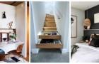 Évitez d'encombrer inutilement votre maison en décorant avec ces solutions compactes et géniales