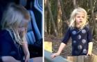 Een 5-jarig meisje redt het leven van haar moeder en broertje na een auto-ongeluk