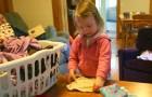 Sie lässt ihre siebenjährige Tochter Miete zahlen, um sie den Wert von Hausarbeit und Geld zu lehren: eine Entscheidung, die zu Diskussionen führte