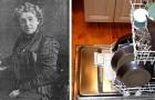 La storia di Josephine Cochrane, la donna che inventò la prima lavastoviglie automatica