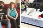 Nipote inventa un apparecchio per comunicare più facilmente con sua nonna di 96 anni