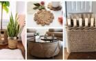 Spago e corda: crea fantastici accessori e decorazioni usando questi materiali semplici