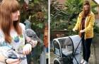Dieses Mädchen gibt über 4500€ pro Jahr aus, um zwei Tauben zu pflegen und zu verwöhnen
