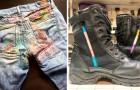Dare nuova vita all'abbigliamento usato e rovinato: 15 persone che hanno dimostrato grande creatività
