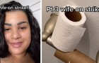 Der Ehemann sagt, er sei der Einzige, der das Haus putzt: Sie hört eine Woche lang auf, die Hausarbeit zu erledigen