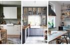 Se la cucina è piccola non devi rinunciare al design: lasciati ispirare da queste idee