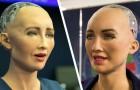 Sophia, la robot umanoide che non vede l'ora di mettere su famiglia