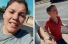 Mamma obbliga il figlio a correre sotto il sole a 40 gradi: una punizione controversa