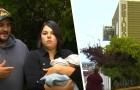 Ristoratore caccia un'intera famiglia perché la mamma stava allattando al seno:
