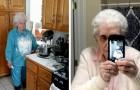 15 foto che testimoniano l'ingenuità dei nostri parenti anziani di fronte al progresso tecnologico
