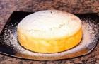 Torta al agua sin leche, manteca y huevo: la receta fácil y con pocas calorías para un desayuno sabroso