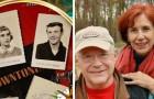 Se separaron hace 50 años porque ella estaba embarazada: hoy se casaron y encontraron también a su hija
