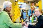 Supermarktkette führt