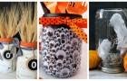 Préparez des bocaux effrayants pour décorer avec créativité à l'occasion d'Halloween