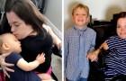 Läkarna sa att hon inte skulle kunna bli mamma, men idag har hon en 5-årig son