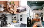 Aménager un studio : inspirez-vous de ces idées pour meubler de beaux espaces pratiques