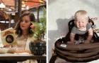 Ze vraagt een gezin het restaurant te verlaten omdat het kind te veel huilt: