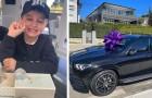 Le había regalado a sus hijos pequeños un auto de 165.000 euros, ahora el más pequeño le pide 125 euros a el hada de los dientes
