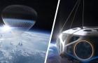 Un'azienda statunitense presenta i suoi viaggi nello spazio in