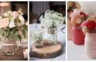 Da semplici barattoli di vetro a fantastici vasi di fiori: le idee più incantevoli da cui trarre spunto