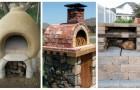 Pizza in giardino: esplora qualche spunto utile per costruire il tuo forno a legna