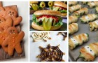 Imbandisci una tavola piena di snack divertentissimi per Halloween