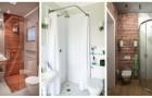 Box doccia in un bagno piccolo: lasciati ispirare da questi allestimenti salvaspazio