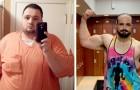 15 persone che hanno fatto il primo passo e cambiato completamente il loro aspetto