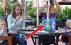 Deux mamans s'assoient à table : ce qu'il se produit peu après est hilarant!